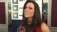INTERVIEW Susanna Reid on not drinking getting dressed up winning the award getting up at 330am Mother's day at TRIC Awards at Grosvenor House on...