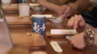 Sushi Restaurant - Nagasaki, Japan