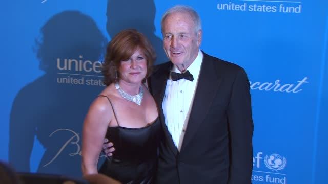 Susie Ekins Jerry Weintraub at the UNICEF Ball Honoring Jerry Weintraub at Beverly Hills CA