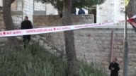 Suspected Jewish extremists torched part of a church owned building in Jerusalem overnight police said in the second racist attack in the Holy Land...