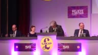 Suzanne Evans deputy chairman of the UK Independence Party reacts during the party's Spring conference at the Winter Gardens in Margate UK Tim Scott...