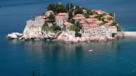 Sveti Stefan, Montenegro - exclusive island luxury resort hotel