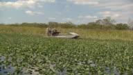 WS POV Swamp boat / Fort Lauderdale, Florida, United States