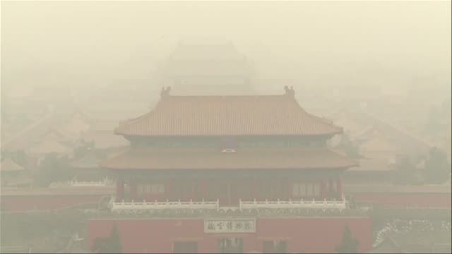 A swathe of China is blanketed with dangerous acrid smog after levels of the most dangerous particulates reached almost 50 times World Health...