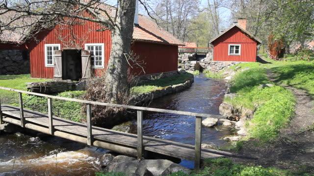 Swedish Rural Scene