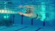 HD: Swimmer