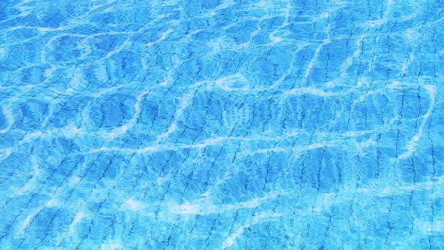HD SLOW MOTION: Swimming Pool