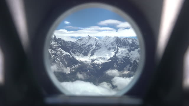 Swiss Alps through the POV