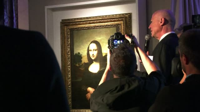 A Swiss foundation on Thursday unveiled what it said was an earlier version of the Mona Lisa painted by Leonardo da Vinci although some experts said...