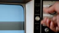 Ein- und Ausschalten-Fernseher mit sound