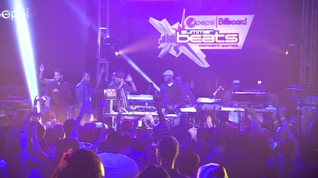 Swizz Beats at PEPSI Billboard Present The Summer Beats Concert Series Celebrating Michael Jackson at Gotham Hall on August 29 2012 in New York New...