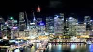 Sydney, Australia Time Lapse: Slow Pan