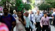 Sydney Christmas Crowds