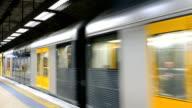 Sydney Commuter Train, Australia
