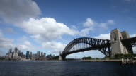 Sydney Habour Bridge during the Day