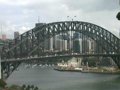 Sydney Harbour Bridge Traffic