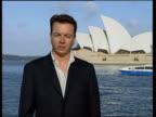 Greg Rusedski wins match ITN AUSTRALIA Sydney i/c