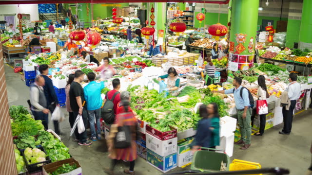 Sydney Paddys Market