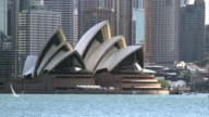 Sydney's iconic Opera House is cordoned with ferries cancelled or delayed and people cleared from the harbour front amid a police operation