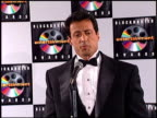 Sylvester Stallone at the Blockbuster Entertainment Awards at Pantages Theater in Hollywood California on June 3 1995