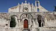 Syracuse, view of San Giovanni Evangelista church