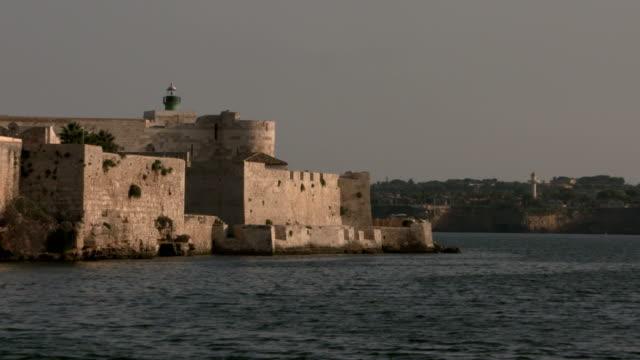 Syracuse view, Sicily