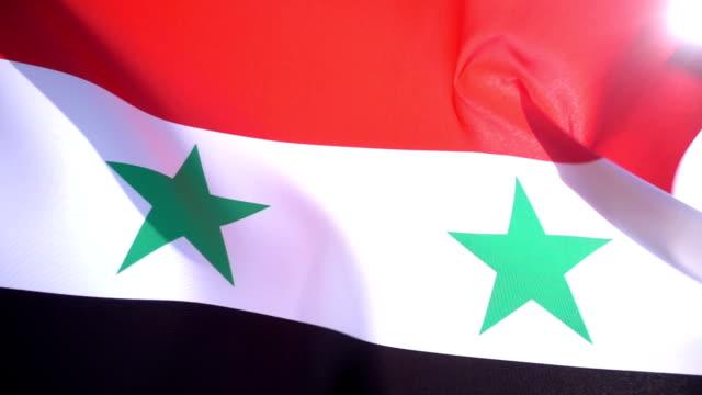 Syrische vlag