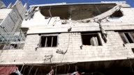 Syrian government bombardment on two areas included in fragile de escalation zones in the country killed four people on Thursday a monitoring group...