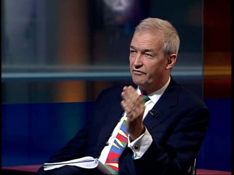 Syrian President Bashar alAssad meets Tony Blair 2WAY STUDIO/ ENGLAND London Jack Straw MP interview SOT are practical difficulties of Palestinian...
