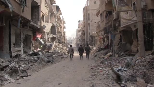 Syria's army and allied forces said on Friday that they had taken full control of the eastern city of Deir Ezzor from the Islamic State group