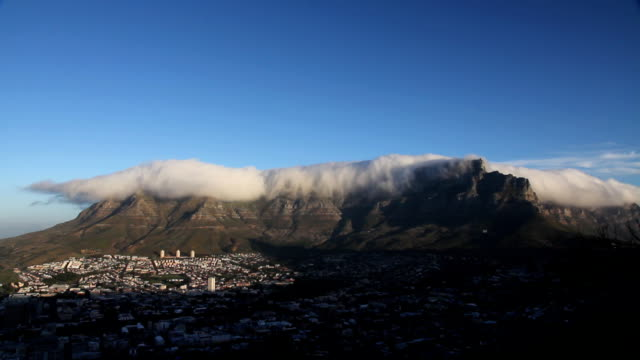 Table Mountain timelapse