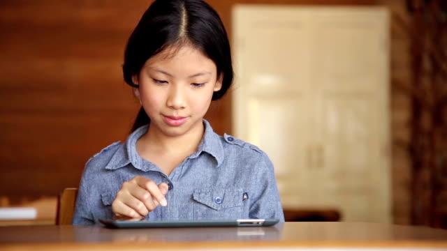 Tablet Girl