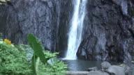 Tahitien waterfall - HD
