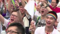 Taiwan's top court rules in favour of gay marriage a landmark decision that paves the way for the island to become the first place in Asia to...