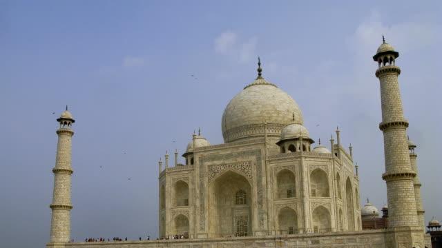 Taj Mahal timelapse