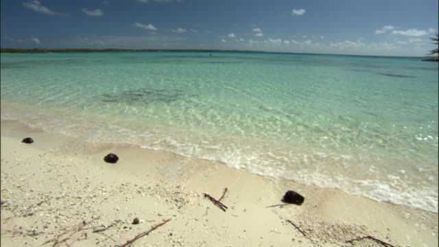 MS TU WS Takapoto atoll beach / Tuamotu, French Polynesia