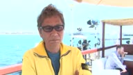 Takashi Miike on showing the film to an international audience at the 'Harakiri' Interviews 64th Cannes Film Festival