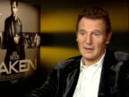 'Taken' Liam Neeson interview On research a bit spent most of time practising On comparison to Bourne films and 24 that's fair but we have less money...
