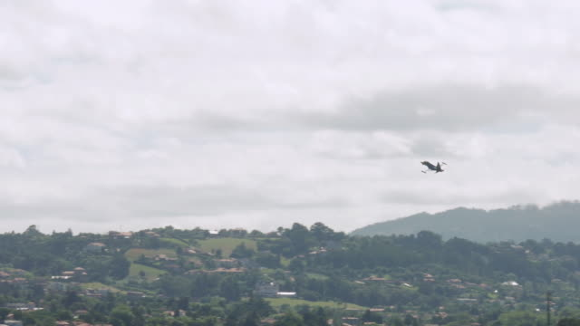 NORTHROP F5 taking off