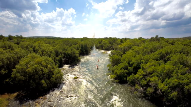 Taking on the great Zambezi River