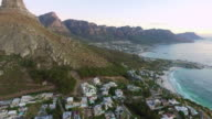 Taking the scenic way to Camps Bay