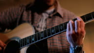 Talented guitarist