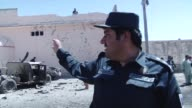 A Taliban suicide bomber kills at least five people and wounded dozens of others mainly children detonating a car filled with explosives at a police...