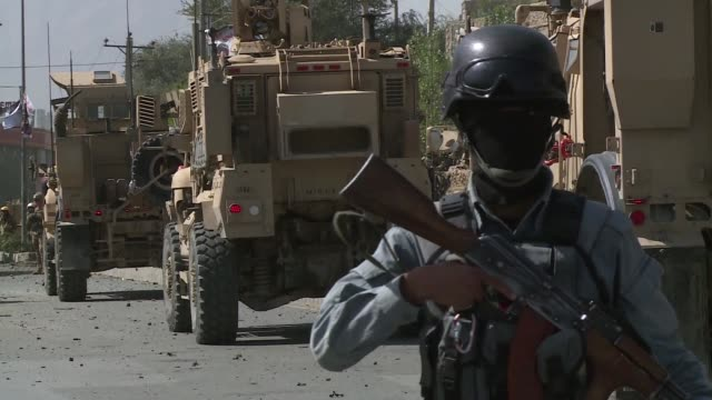 A Taliban suicide bomber targeted a NATO convoy in downtown Kabul triggering a powerful explosion in a rushhour attack that comes just days after the...