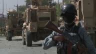 A Taliban suicide car bomber struck a NATO convoy in central Kabul Sunday triggering a powerful explosion in an attack that comes two weeks after the...