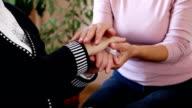 Talking hand