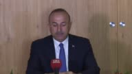 Talks to reunite the island of Cyprus ended here in failure early Friday according to Turkish Foreign Minister Mevlut Cavusoglu 'Unfortunately the...