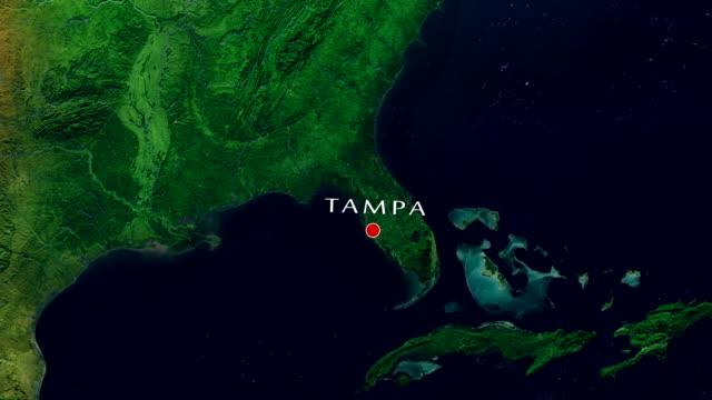 Tampa 4K  Zoom In