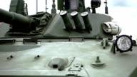 Tank smoke grenade launchers