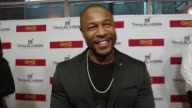 INTERVIEW – Tank talks about his reaction to first hearing Marvin Sapp's music at BMI Trailblazers of Gospel Music at Rialto Center for the Arts on...